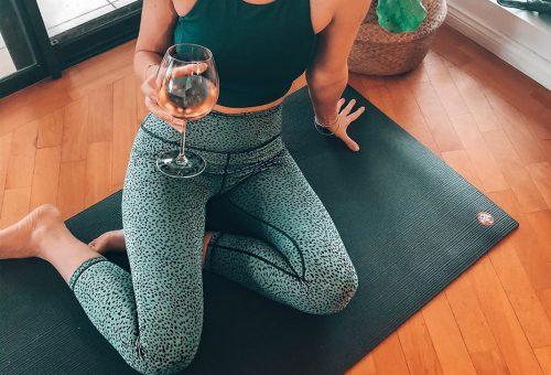 A prosecco pilates a leglustábbakat is ráveszi az edzésre