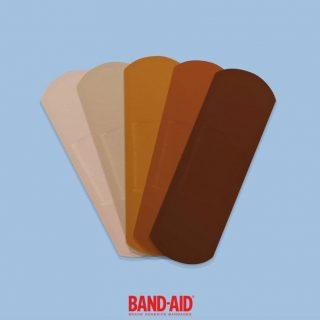 Végre minden bőrszínre kaphatunk sebtapaszt