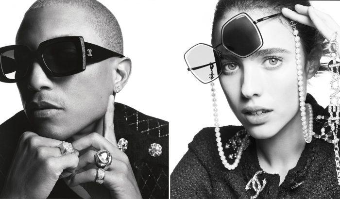Nagyon menő napszemüvegekkel jött ki a Chanel