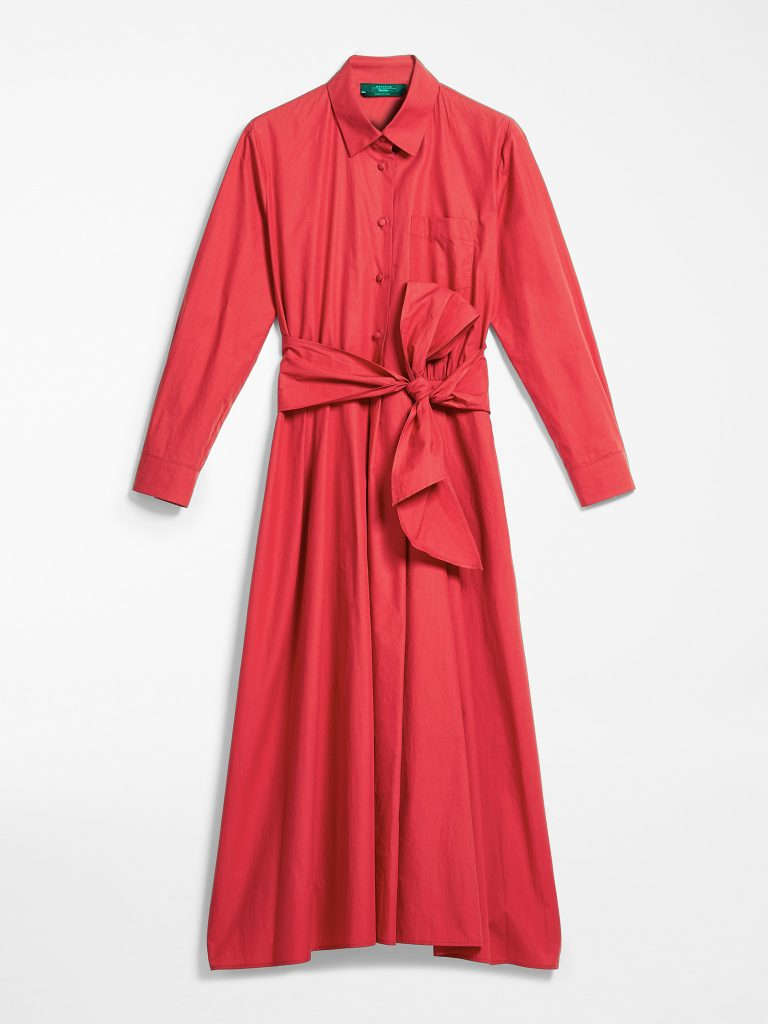 red-dress-max-mara-weekend