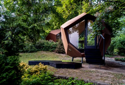 Magyar dizájnkabinban home office-olhatunk