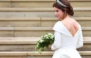 Eugénia hercegnő megmutatta a gerincferdülés-műtét sebhelyét