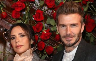 Beckhamék alagutat építenek a házukhoz