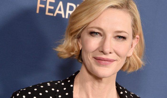 Cate Blanchettnek láncfűrész okozott sérülést