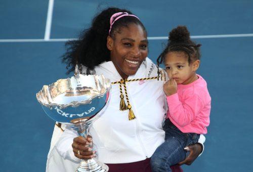 Napi cuki: Serena Williams és lánya Disney hercegnőnek öltözött