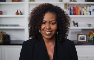 Izgalmas részletek Michelle Obama BET-gálás bejelentkezésén