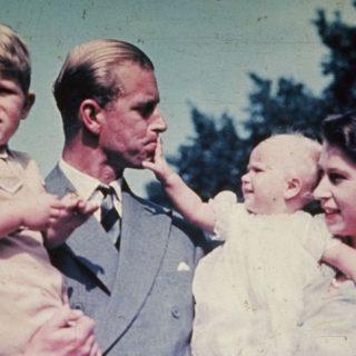 Fülöp herceg 99 éves lett – Fotókon az élete néhány pillanata