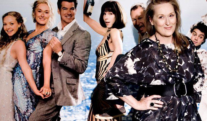 Vigyázat, jön a Mamma Mia! harmadik része!
