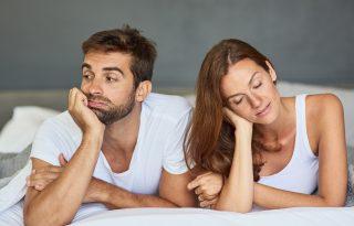 """""""A szextől is inkább elfordul az ember, hogy ne érezze magát borzasztóan"""""""