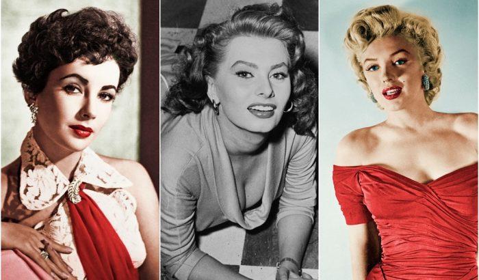 DIY szépségpraktikák Hollywood egykori díváitól