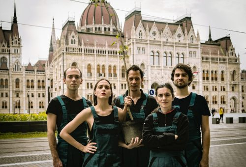 Magyar akác videomunka a Wiener Festwochen programjában