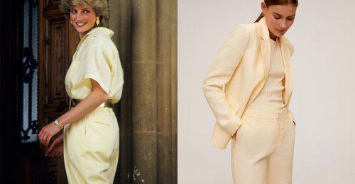 A Mango legyártotta Diana hercegné kedvenc nadrágját