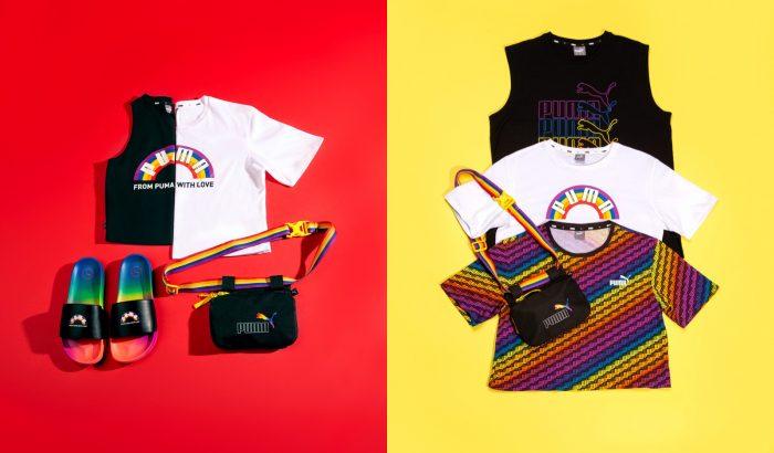 Pride kollekciót dobott piacra a Puma