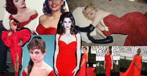 7 kihagyhatatlan piros ruha nyárra