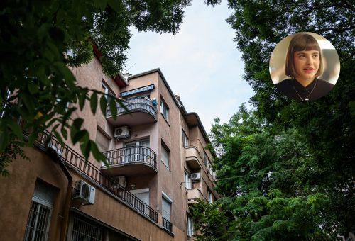 Az én utcám: Tomcsányi Dóri