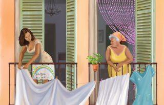 Lakberendezési trükkökkel a zajos szomszédok ellen