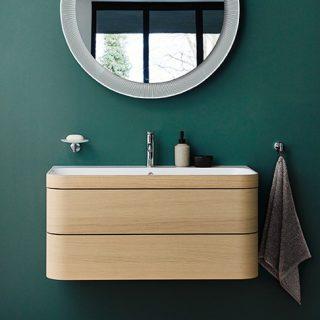 Az 5 leginspirálóbb zöld fürdőszoba