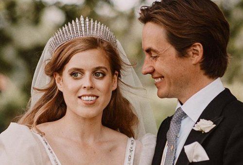 Királyi szépségtippek: így ragyogott esküvőjén Beatrix hercegnő