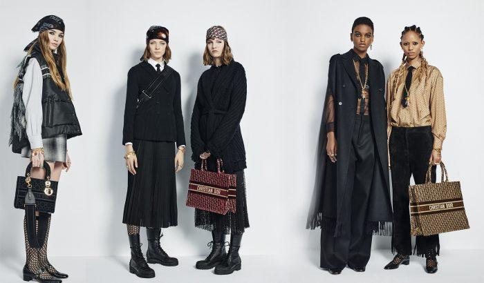 Időtlen elegancia: megérkezett a Dior téli kollekciója