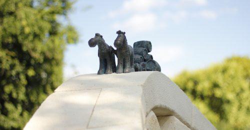 Sörgyárosról készült miniszobor bukkant fel Budapesten