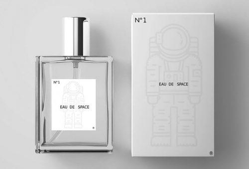 Űrillatú parfümöt készített a NASA
