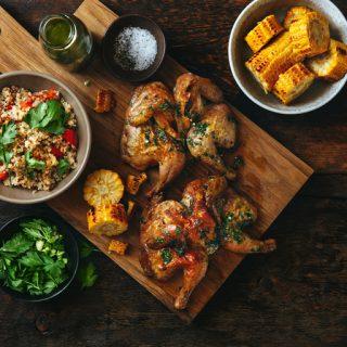 5 grillezős recept, ahol új arcát mutatja a csirke és a hal
