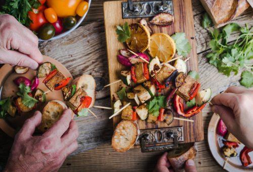 5 vega grillrecept, amivel lenyűgözeted a húsevő vendégeidet is