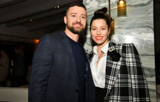 Titokban született meg Justin Timberlake és Jessica Biel második fia