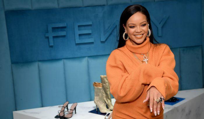 Rihanna leszerződtette kedvenc cipőtervezőjét
