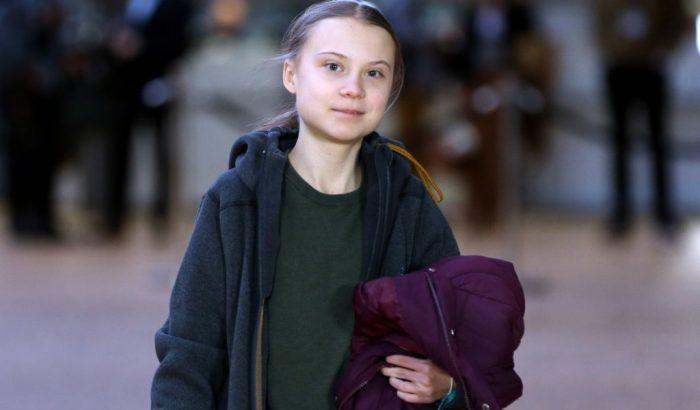 Greta Thunberg egymilliós nyereményét teljes egészében eladományozza