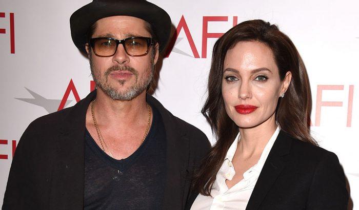 Brad Pitt és Angelina Jolie megbékélt egymással
