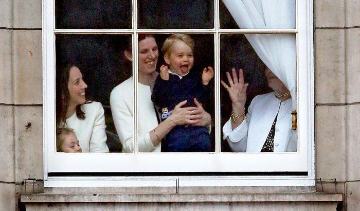 A 7 éves György herceg szülinapos fotójától el fogsz olvadni