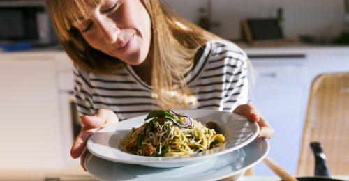 5 könnyed és gyors vegán munkaebéd-recept