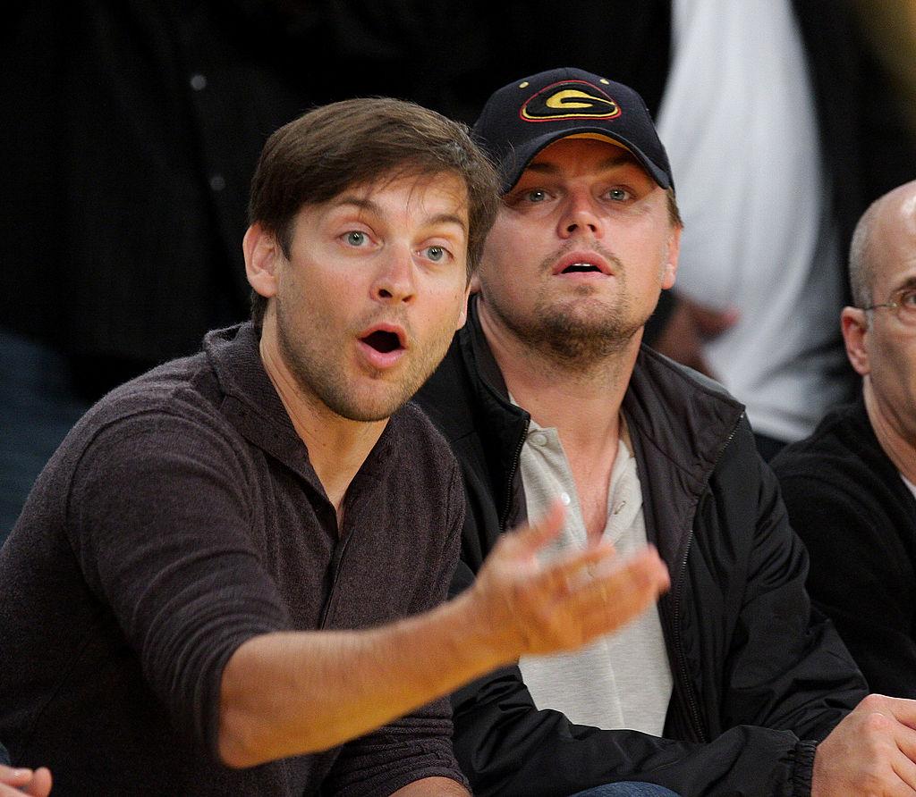 Tobey-Maguire-Leonardo-DiCaprio