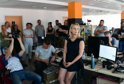 """""""Most nem alkalmas a pillanat az összeomlásra"""" – interjú Munk Veronikával, az Index főszerkesztő-helyettesével"""