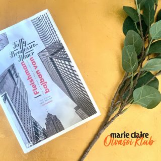 Marie Claire Olvasói Klub – Taffy Brodesser-Akner: Fleishman bajban van