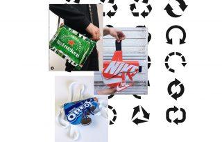 Csomagolóanyagból dizájnertáska?