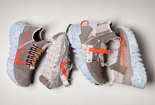 Már 90 százalékban újrahasznosított sneakerben is járhatunk