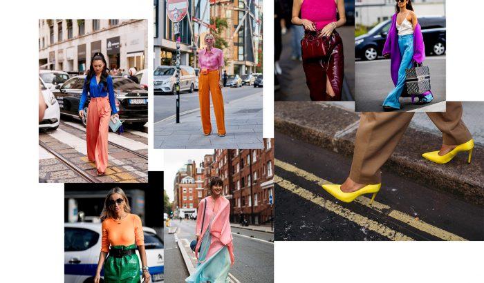 Tabudöntögető színkombók – a legvagányabb nyári trend