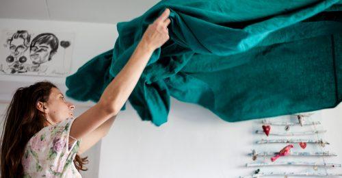 6 okos ötlet a régi textilek újrahasznosítására