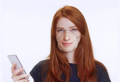 4 innovatív arcmaszk: a zavarba ejtőtől a hipermodern kütyüig