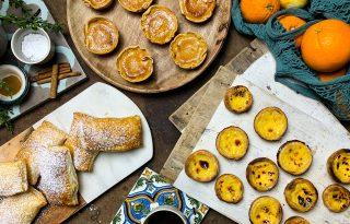 Portugál édességdömping otthonra is