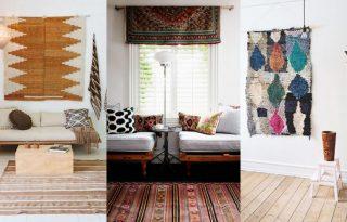 A lakás ősziesítése: nincs másra szükség, mint egy falra rakható szőnyegre