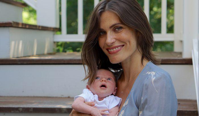 """""""Félig éltem csak, mielőtt Clio megszületett"""" – exkluzív interjú Bordán Lili színésznővel"""