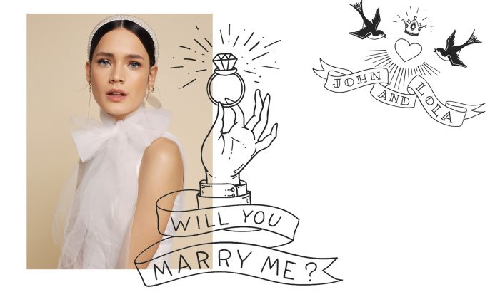 A legjobb szettek hirtelen esküvőre