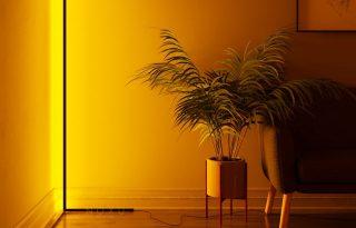 Itt a világ legminimalistább lámpája