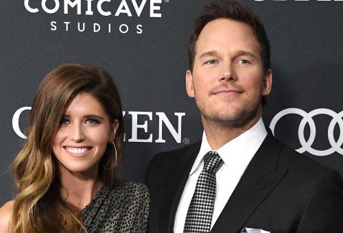 Megszületett Chris Pratt és Katherine Schwarzenegger első gyermeke