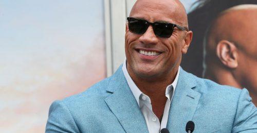 """Ezek a képek is bizonyítják, hogy Dwayne """"The Rock"""" Johnson az egyik legcukibb lányos apuka"""