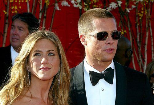 Jennifer Aniston reagált a Brad Pitt-tel kapcsolatos pletykákra