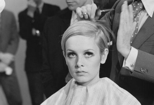 Twiggy elárulta ikonikus pixie frizurájának történetét